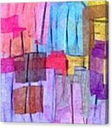 0542 Canvas Print