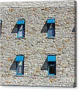 0547 Windows Canvas Print