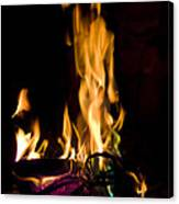 060912-15   Fire Dance Canvas Print