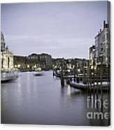 0696 Venice Italy Canvas Print