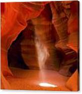 0677 Upper Antelope Canyon Canvas Print