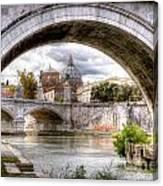 0751 St. Peter's Basilica Canvas Print
