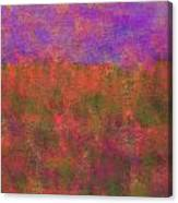 0867 Abstract Thought Canvas Print