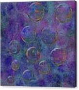 0877 Abstract Thought Canvas Print