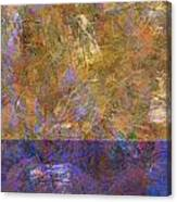 0913 Abstract Thought Canvas Print
