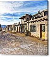 0926 Sky City - New Mexico Canvas Print