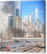 0945 Chicago Canvas Print