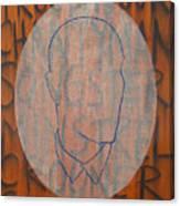099.06 Troubadour Canvas Print