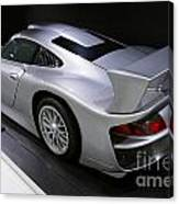 1997 Porsche 911 Gt1 Street Version Canvas Print