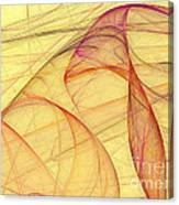 Elegant Abstract Background Canvas Print