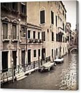 0502 Venice Italy Canvas Print