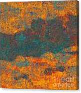 0510 Abstract Thought Canvas Print
