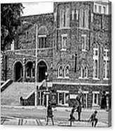 16th Street Baptist Church Canvas Print
