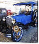 1924 Dodge Express Wagon Canvas Print