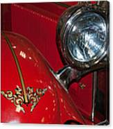 1927 Hudson Fire Engine Canvas Print