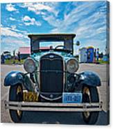 1931 Model T Ford Canvas Print