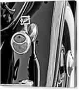 1932 Buick Series 60 Phaeton Taillight Canvas Print