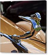 1936 Cadillac Series 75 By Fleetwood Canvas Print