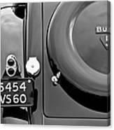 1937 Bugatti Type 57c Ventoux Canvas Print