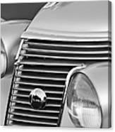 1937 Studebaker Grille  Canvas Print