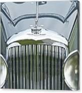 1938 Bentley Canvas Print