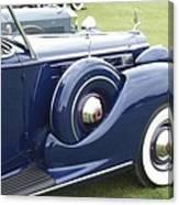1938 Packard Canvas Print
