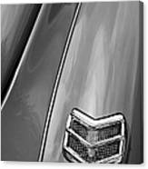 1940 Ford Deluxe Coupe Taillight Canvas Print