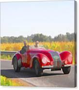 1947 Allard K1 Roadster Canvas Print