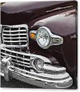 1947 Lincoln Continental Canvas Print