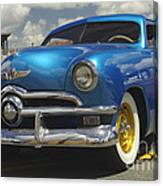 1950 Ford Automobile Canvas Print