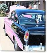 1956 Chevrolet Canvas Print