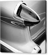 1956 Oldsmobile 98 Taillight Canvas Print