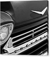 1959 Chevrolet Apache Front End Canvas Print