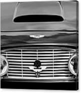 1963 Aston Martin Db4 Series V Vantage Gt Grille Canvas Print
