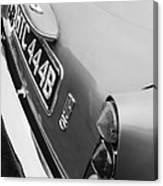 1964 Aston Martin Db5 Coupe' Taillight Canvas Print