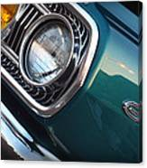 1965 Dodge Coronet Canvas Print
