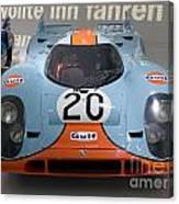 1970 Porsche 917 Kh Coupe Canvas Print