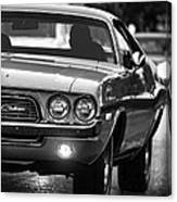 1972 Dodge Challenger Canvas Print