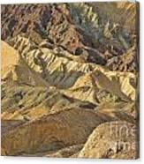 20 Mule Team Canyon Canvas Print