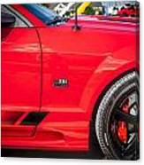 2006 Ford Saleen Mustang  Canvas Print