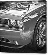 2013 Dodge Challenger Canvas Print