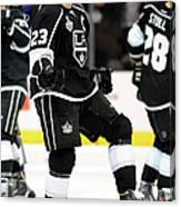 2014 Nhl Stanley Cup Final - Game Two Canvas Print