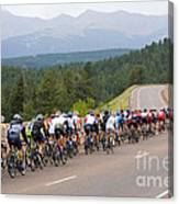 2014 Usa Pro Cycling Challenge Canvas Print