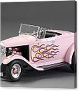 '32 Ford Hot Rod Canvas Print