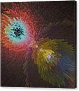 3d Dimensional Art Abstract Canvas Print