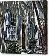 83 Church St. Canvas Print