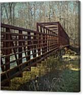 A Bridge Too Far Canvas Print