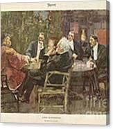 A Deal - In Washington  Canvas Print