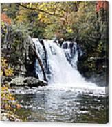 Abram Falls Canvas Print