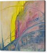 Abstracat Exhibit Canvas Print